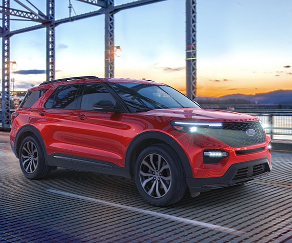 Ford Announces 2021 Explorer Enthusiast ST and Two More Trims