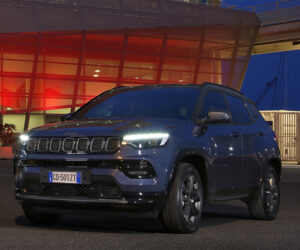 Jeep Reveals the New Compass in Europe
