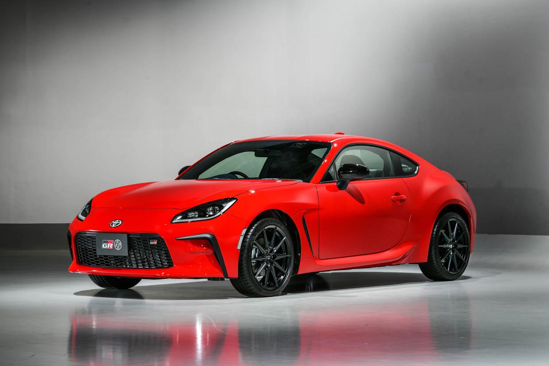 New 2022 Toyota GR 86 Packs a 2.4-liter Punch