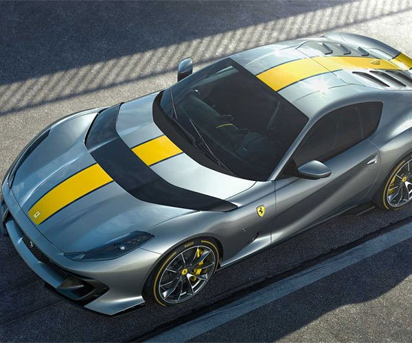 New Flavor of the Ferrari 812 Superfast to Get Even More Horsepower