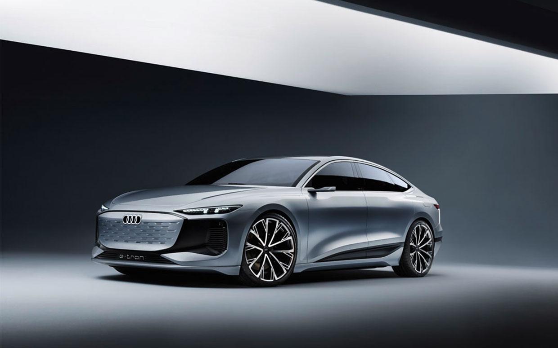 Audi A6 E-Tron Concept Promises a Range of Over 434 Miles