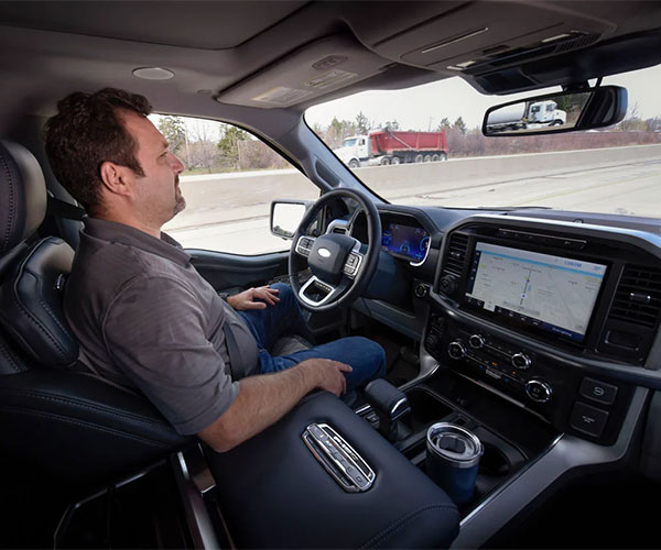 Ford Gets Ready to Launch its BlueCruise Level 2 Hands-free Driving System