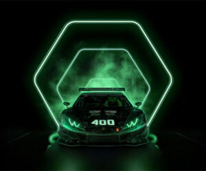 The 400th Lamborghini Huracan Race Car Rolls off the Assembly Line