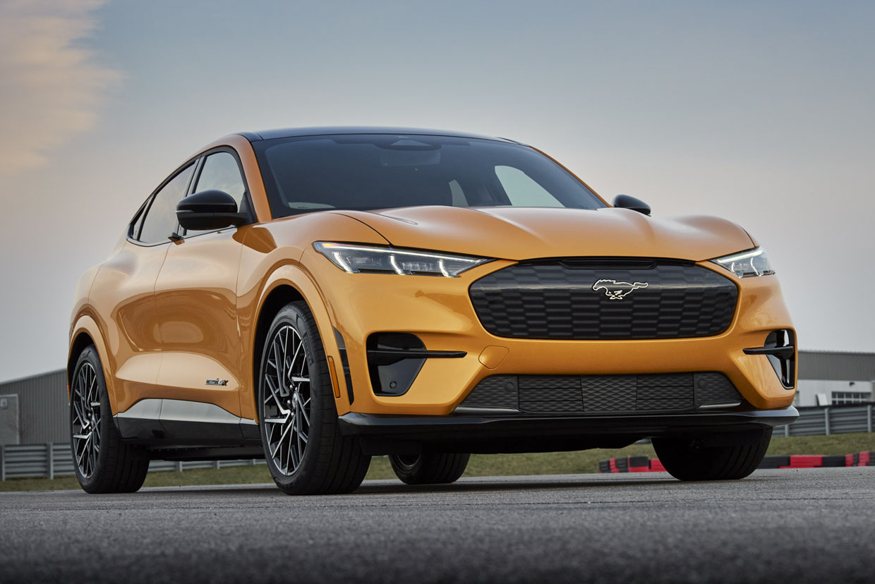 Ford Mustang Mach-E GT Orders Start This Week