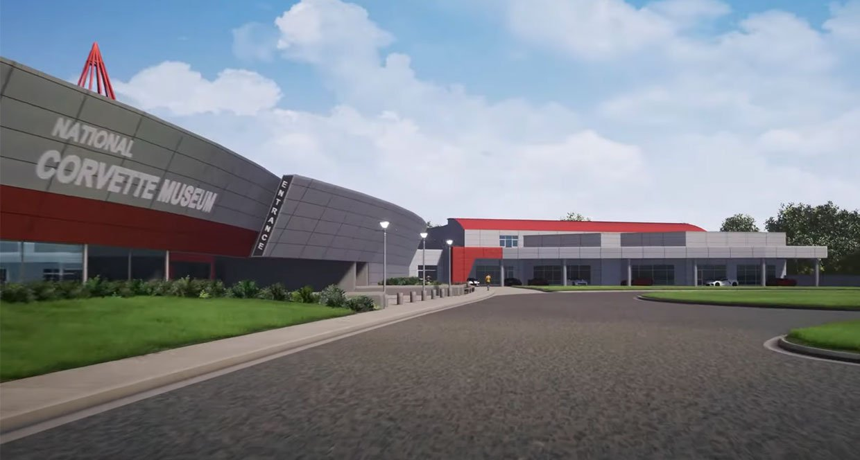 Massive Expansion Coming to the National Corvette Museum