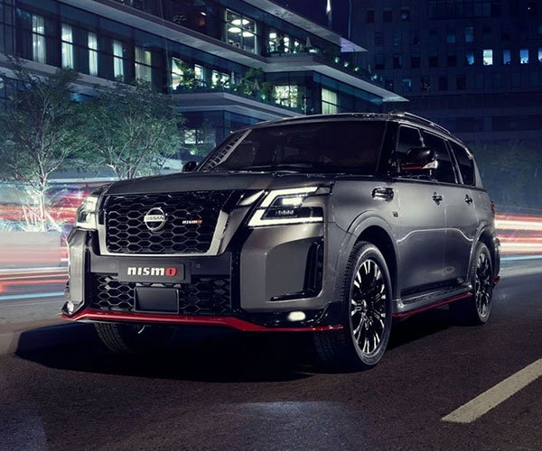 2021 Nissan Patrol NISMO Looks Awesome but Won't Come to the States