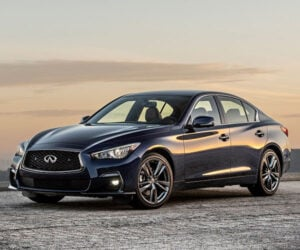 2021 Infiniti Q50 Signature Edition Is Loaded with Luxury Upgrades