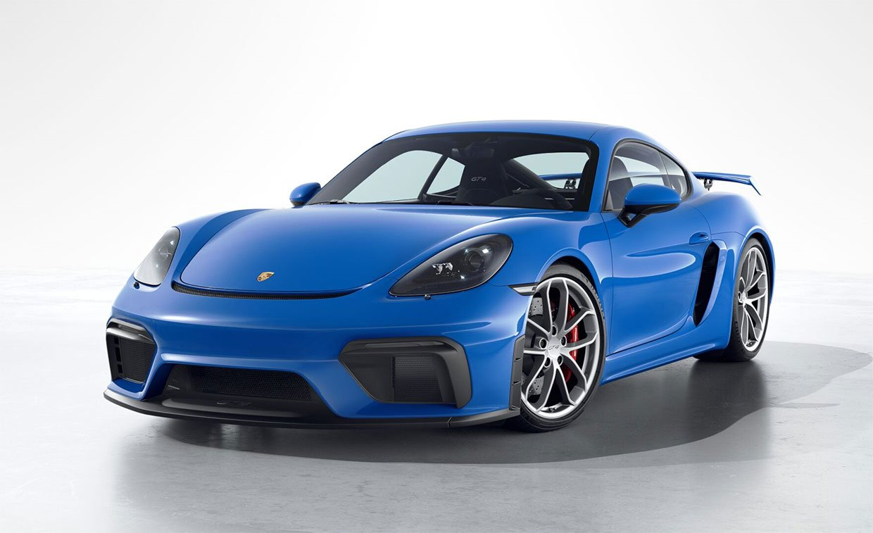 2022 Porsche 718 Cayman and Boxster Get New Colors… and a Price Increase