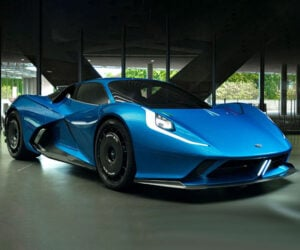 Beastly Estrema Fulminea All-Electric Hypercar will use Solid-State Batteries