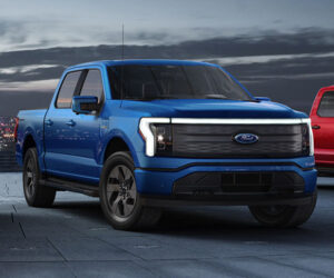 20,000 People Plunked Down Deposits for the F-150 Lightning on Day One