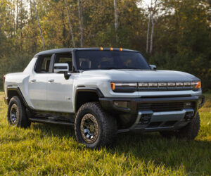GMC Hummer EV Edition 1 Weighs More Than 9,000 Pounds