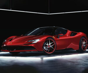 German Tuning Firm Gives the Ferrari SF90 Even More Power and Style