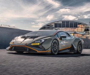 Lamborghini Huracán Super Trofeo EVO2 will Start Racing in 2022