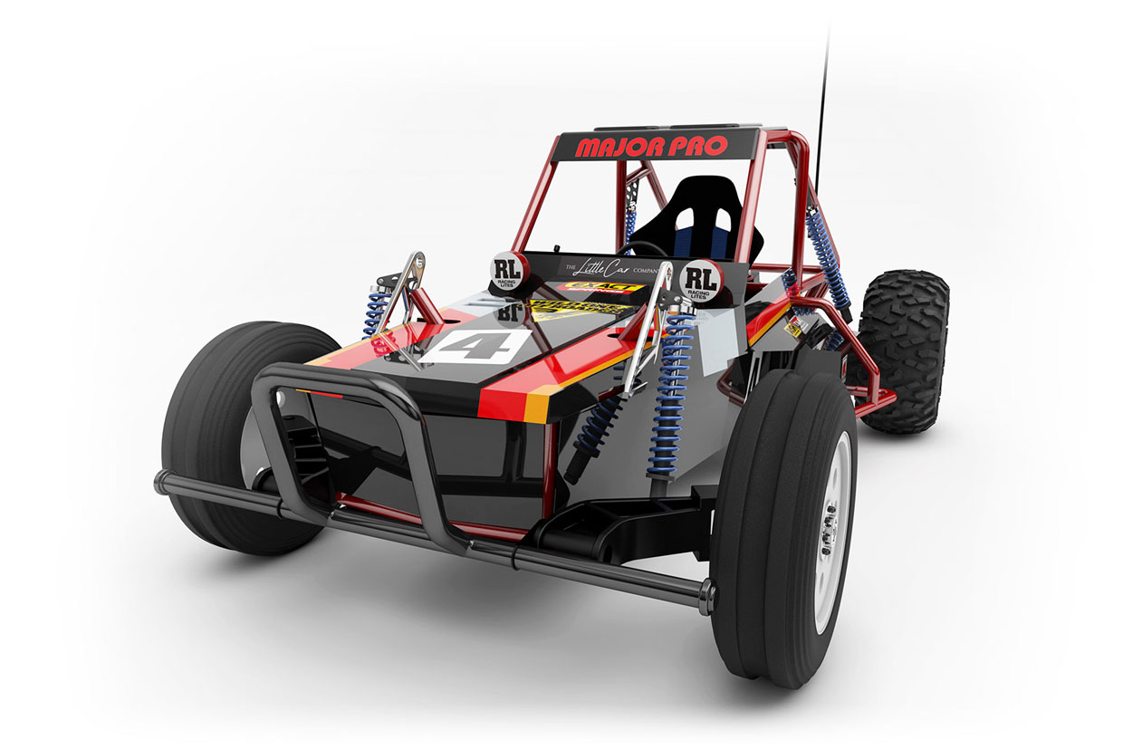 Wild One Max is an '80s R/C Car Come to Life