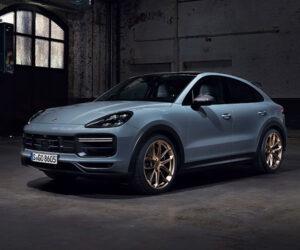 Porsche Cayenne Turbo GT Does 0-to-60 in under 3.3 Seconds