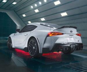 2022 Toyota GR Supra A91-CF Special Edition Brings the Carbon Fiber