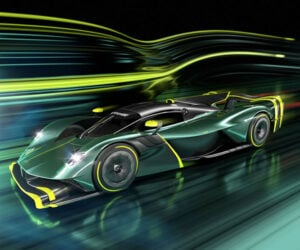 Aston Martin Valkyrie AMR Pro Race Car Is a 1000 hp Le Mans-bound Bullet