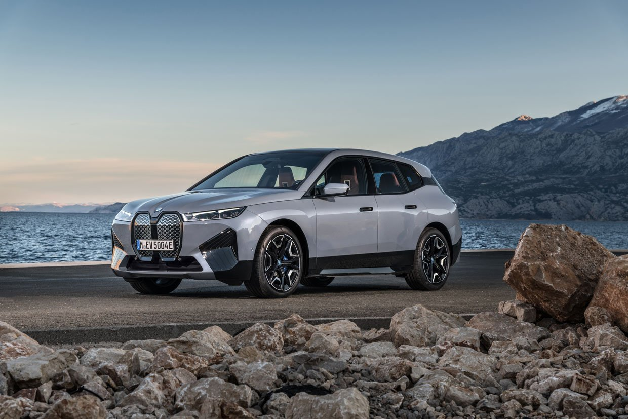 BMW iX xDrive50 Is a Bold All-Electric Crossover