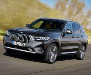 BMW Reveals the 2022 X3 and X4 SUVs