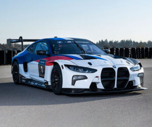 BMW M Motorsports Introduces the BMW M4 GT3 Race Car
