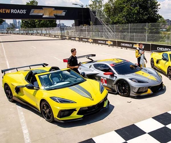 Corvette Stingray IMSA GTLM Championship Edition Celebrates a Winning Racing Season