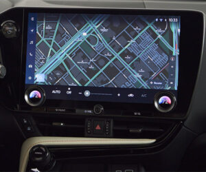 New Lexus Interface Says Goodbye to Trackpads in 2022