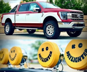 Retro BFP F-150 Goes Back to the '80s