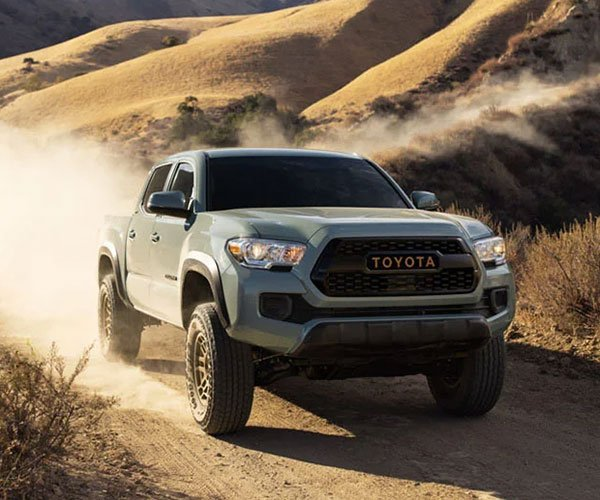 2022 Toyota Tacoma Trail Edition 4×4 Offers Upgraded Suspension and Storage