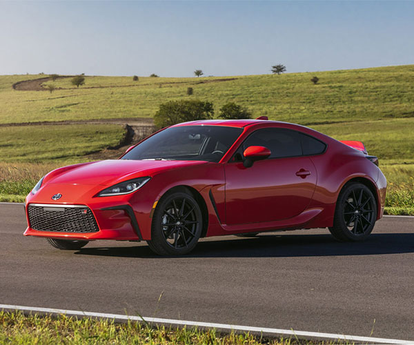 2022 Toyota GR 86 Is Stiffer and Improves on Horsepower and Torque
