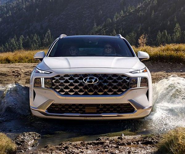 2022 Hyundai Santa Fe to Get New XRT Trim Level