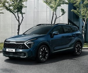 2023 Kia Sportage Has a Bold New Look