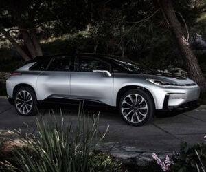 Faraday Future FF 91 Tipped for 2022 Launch