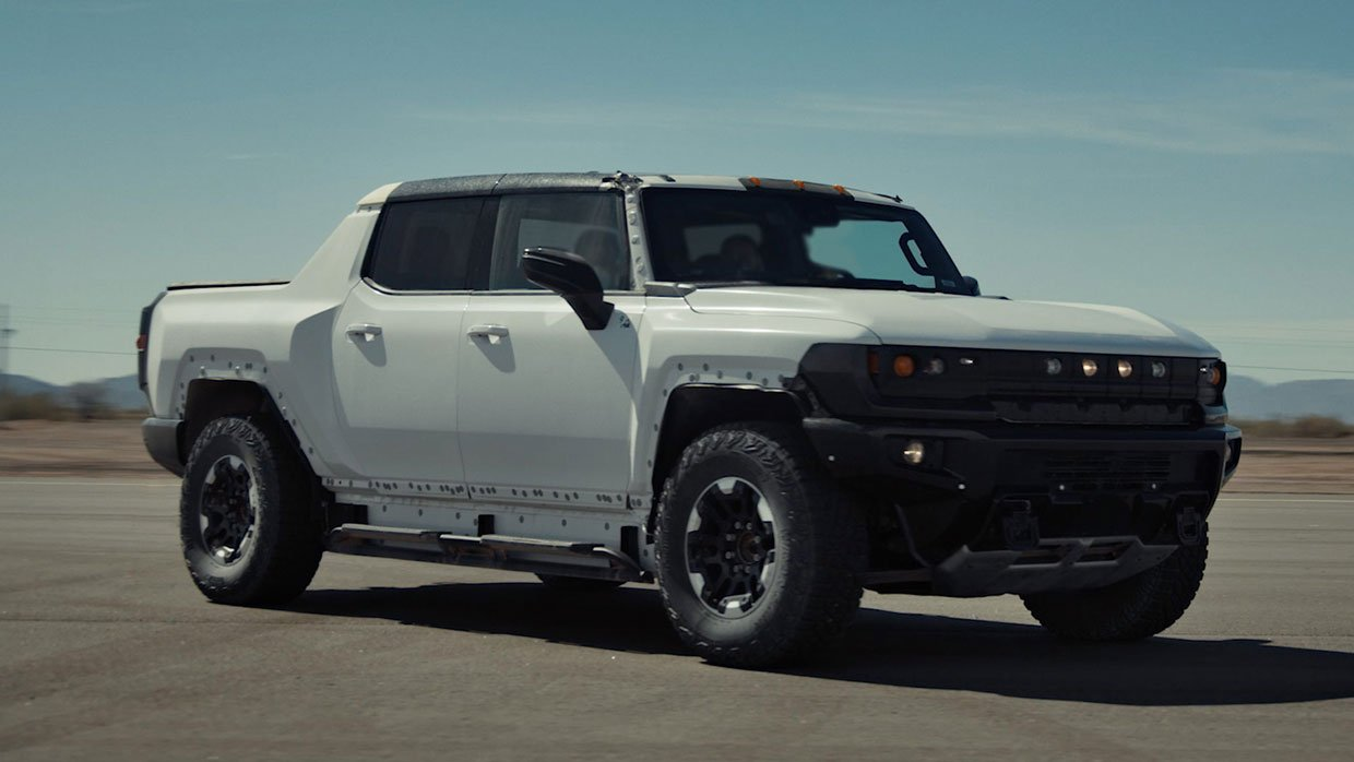 """GMC Hummer EV """"Watts to Freedom"""" Mode Will Leave Owners Asking WTF"""