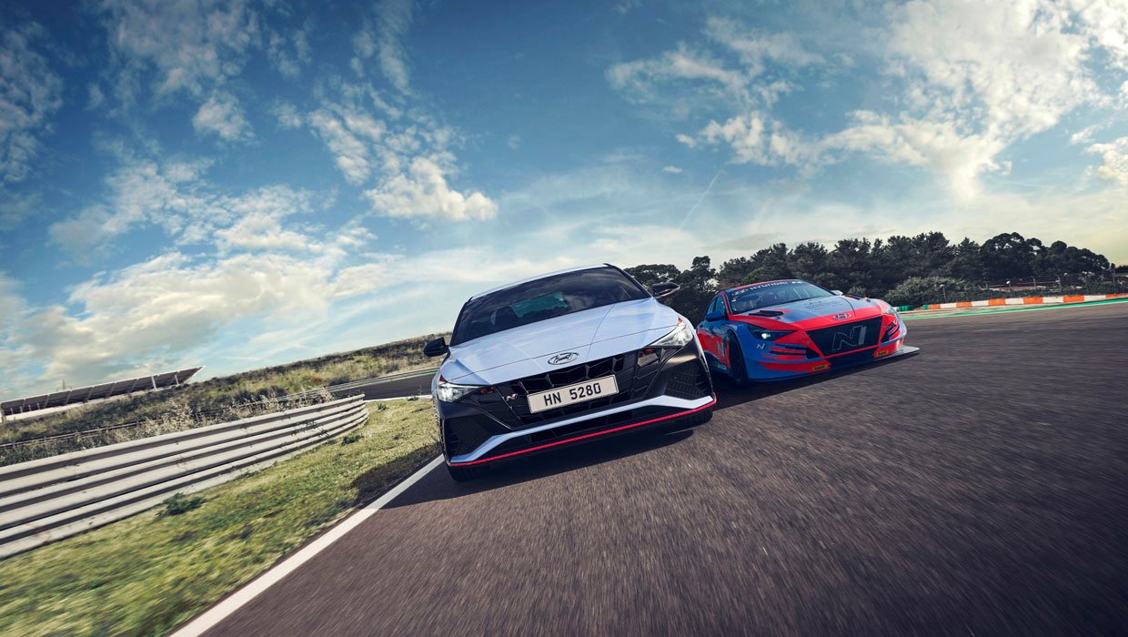 Hyundai Elantra N Combines Performance and Practicality
