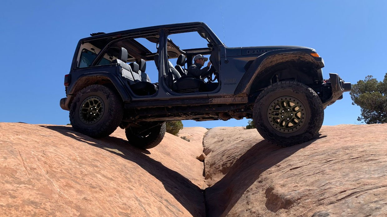 Jeep Wrangler Xtreme Rubicon Package Takes Factory Wranglers to the Max