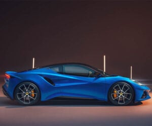 Lotus Emira is an All-new Mid-engine Sports Car with AMG Power