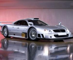 Mercedes-Benz AMG CLK GTR Could Fetch $10 million at Auction
