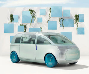 MINI Vision Urbanaut is a Living Room on Wheels