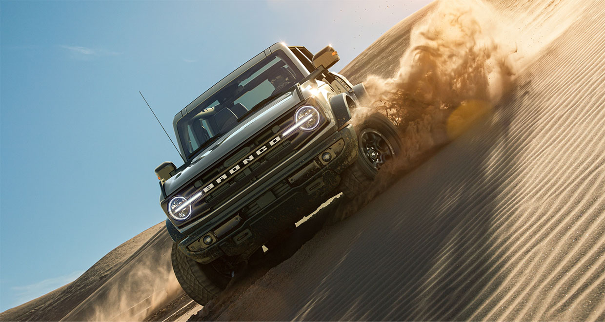 No More 2021 Ford Bronco Reservations for Now