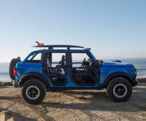 Ford Bronco Riptide Concept Celebrates Beach Life