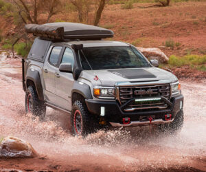 GMC Canyon AT4 OVRLANDX Concept is Ready for the Great Outdoors