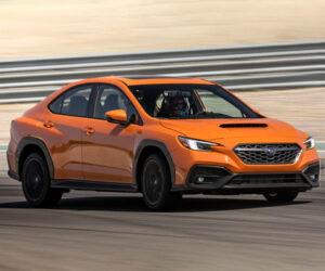 2022 Subaru WRX Gets a New GT Trim