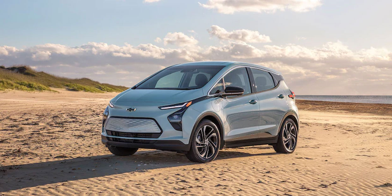 LG Resumes Battery Production for the Chevrolet Bolt EV