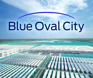 Ford's Blue Oval City to Bring EV Production to Tennessee