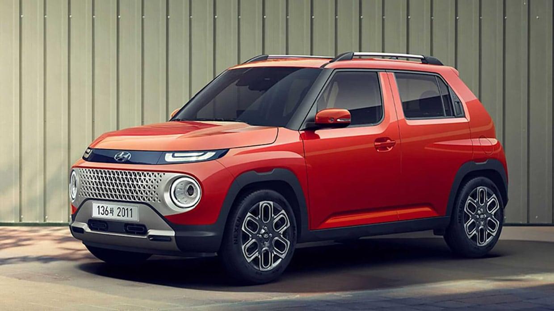 Hyundai's Adorable Casper Micro-SUV Should Come Stateside