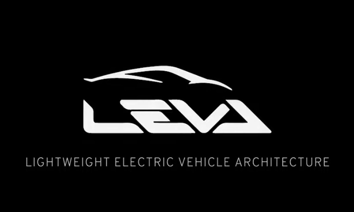 Lotus Project LEVA is a New Lightweight EV Architecture