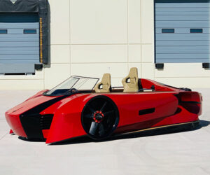 VonMercier Arosa Sports Hovercraft Looks Like a Floating Hypercar