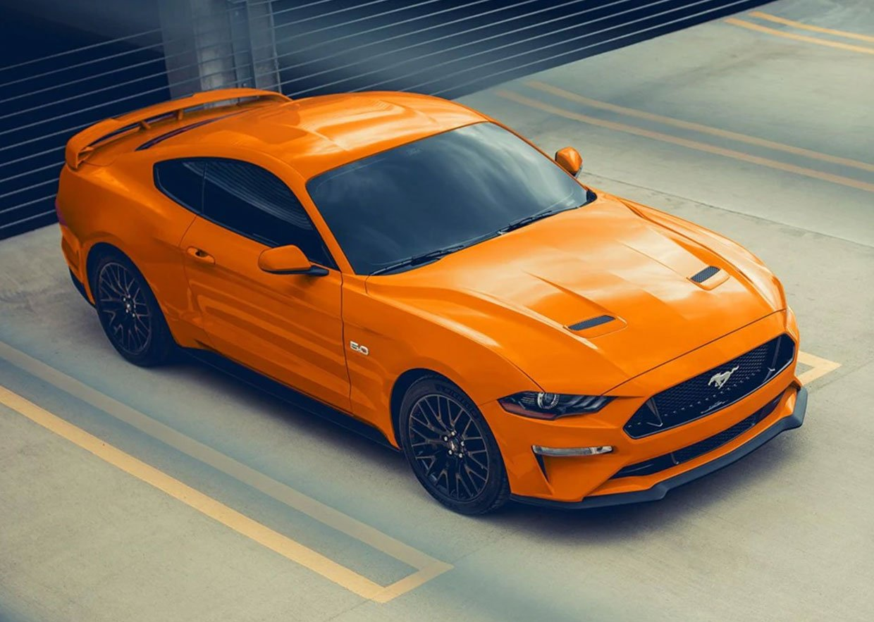 Mustang GT May Lose Horsepower for 2022