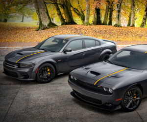 2022 Dodge Charger + Challenger Get Orange and Black Just in Time for Halloween
