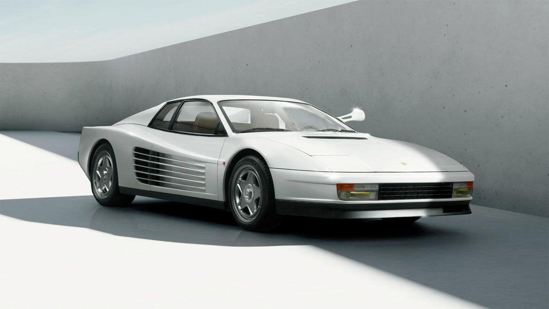 Restomodded Ferrari Testarossa – Restorossa?
